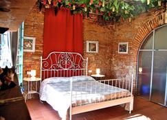 Fattoria Santa Lucia - Pontedera - Camera da letto
