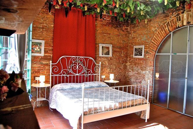 Fattoria Santa Lucia - Pontedera - Bedroom
