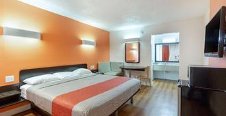Motel 6-Houston, Tx - East - יוסטון - חדר שינה