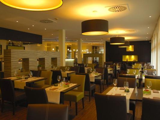 Classik Hotel Magdeburg - Magdeburg - Restaurant