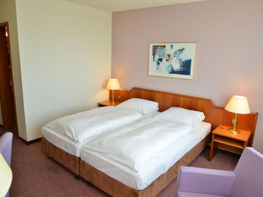 Classik Hotel Magdeburg - Magdeburg - Phòng ngủ