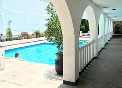 Hotel Calli Quetzalcoatl - Cholula - Pool