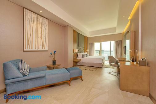 棕櫚皇冠中央飯店 - 杜拜 - 臥室