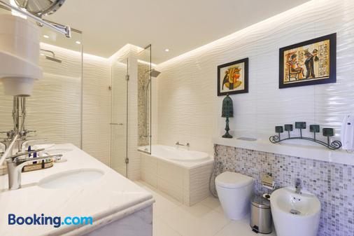 棕櫚皇冠中央飯店 - 杜拜 - 浴室