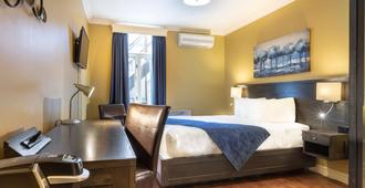 Unilofts Grande-Allée - Quebec - Schlafzimmer