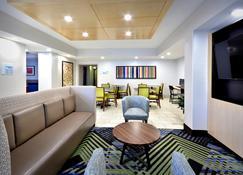 Holiday Inn Express Durham - Durham - Sala de estar