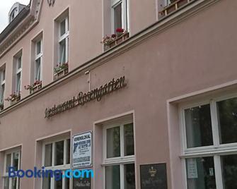 Restaurant Rosengarten - Neuruppin - Gebäude