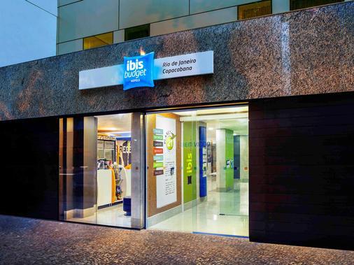 Ibis Budget Rj Copacabana - Rio de Janeiro - Building