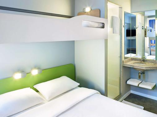 Ibis Budget Rj Copacabana - Rio de Janeiro - Bedroom