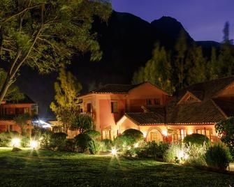 Hotel Pakaritampu - Ollantaytambo - Rakennus