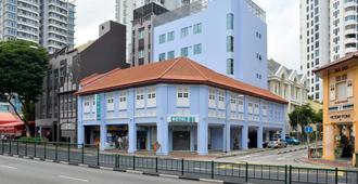 Hotel 81 Fuji - Singapore - Byggnad