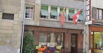 Hotel St Gervais Geneva - Ginebra - Edificio