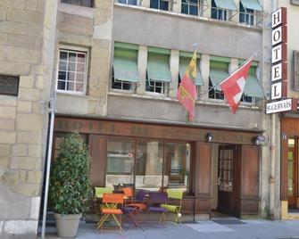 Hotel St Gervais Geneva - Geneva - Building