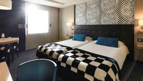 水星迪容克雷門索酒店 - 狄戎 - 第戎 - 臥室