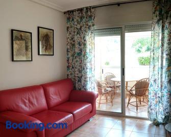 Apartamento Cervantes - Guardamar del Segura - Wohnzimmer