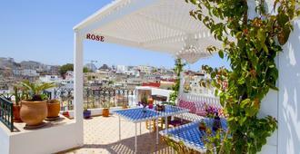 Kasbah Rose - Tangier - Balcony