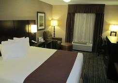 Best Western Brentwood Inn - Brentwood - Bedroom