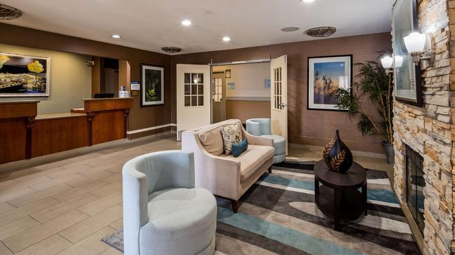 Best Western Brentwood Inn - Brentwood - Lobby