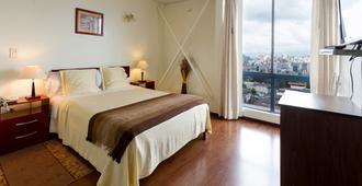Suites Metropoli - Quito - Schlafzimmer
