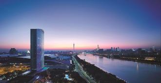 Shangri-La Hotel Guangzhou - Guangzhou - Vista externa