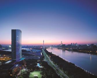 Shangri-La Hotel, Guangzhou - Guangzhou - Outdoor view