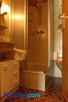 Gasthof Inzeller Hof - Inzell - Bathroom