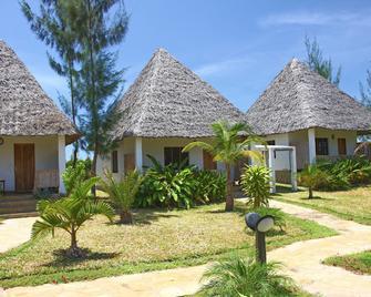 Sheba Cottages - Diani Beach - Gebouw