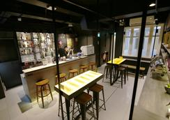 Cube Boutique Capsule Hotel @ Chinatown - Singapore - Bar