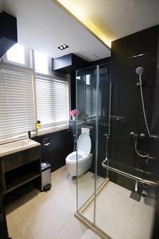 Cube Boutique Capsule Hotel @ Chinatown - Singapore - Bathroom
