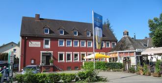 Hotel Gasthaus zum Zecher - Lindau - בניין