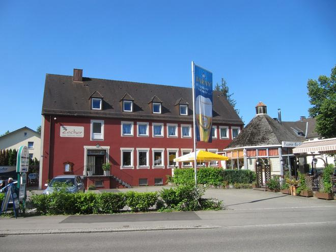 Gasthof Zum Zecher - Lindau (Bavaria) - Building