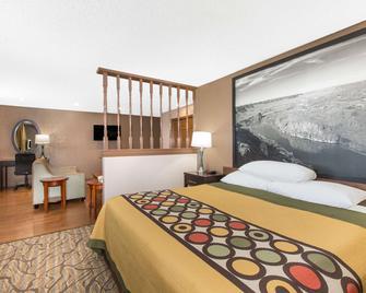 Super 8 by Wyndham Nampa - Nampa - Bedroom