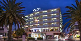 Kydon, The Heart City Hotel - Hania - Rakennus