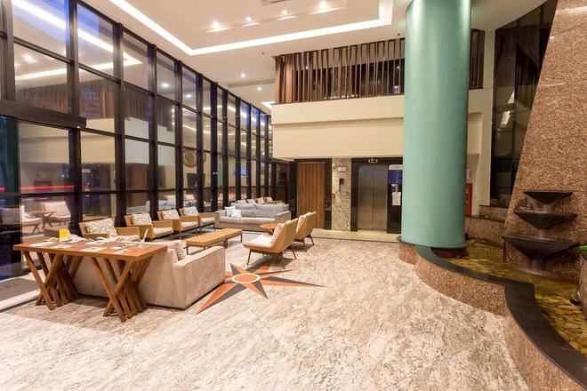 Hotel Brasil Tropical - Fortaleza - Lobby