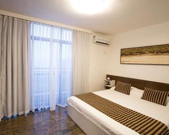 Hotel Brasil Tropical - Fortaleza - Slaapkamer