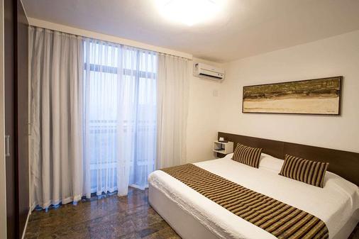 Hotel Brasil Tropical - Fortaleza - Quarto
