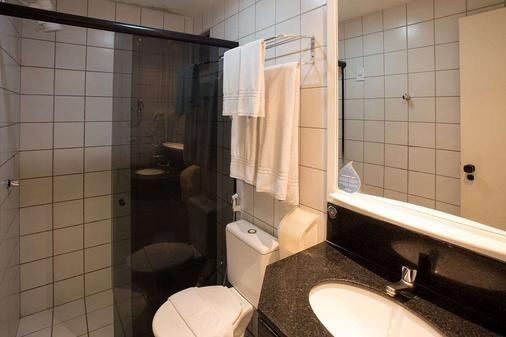 Hotel Brasil Tropical - Fortaleza - Bathroom
