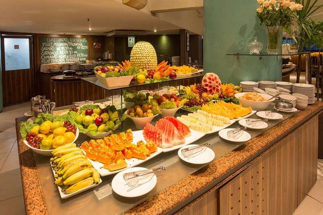 Hotel Brasil Tropical - Fortaleza - Buffet