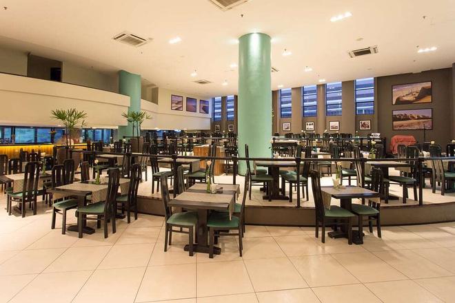 Hotel Brasil Tropical - Fortaleza - Restaurante