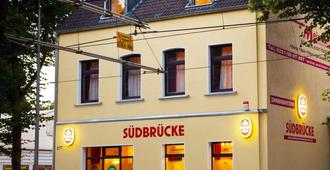 Hotel Südbrücke - Κολωνία - Κτίριο