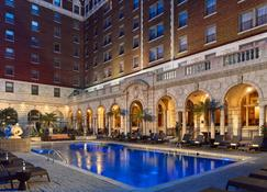 The Chase Park Plaza - St. Louis - Pool