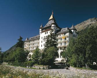 Hotel Walther - Pontresina - Building