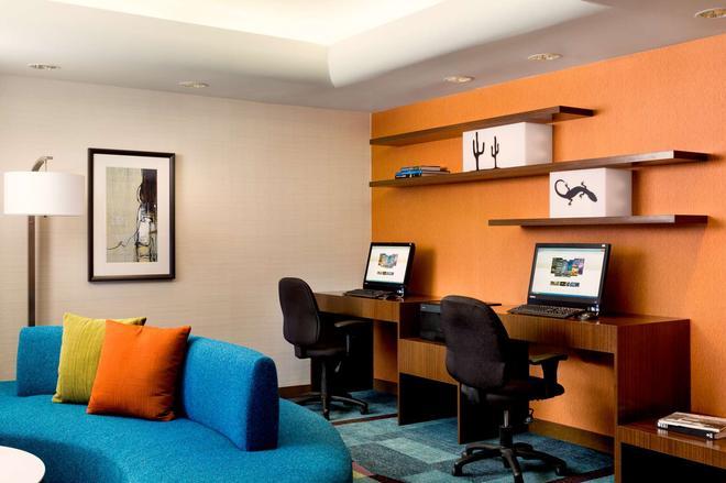 Country Inn & Suites by Radisson, Phoenix Airport - Phoenix - Business centre