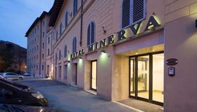 Hotel Minerva - Siena - Edificio