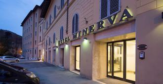 Hotel Minerva - Σιένα - Κτίριο