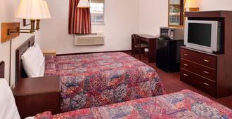 Frontier Inn Abilene - אביליין - חדר שינה