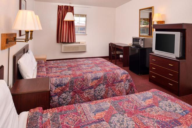 阿比林邊境酒店 - 阿比林 - 阿比林 - 臥室