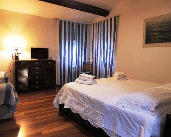 About Italy Holiday Apartments - Portovenere - Schlafzimmer