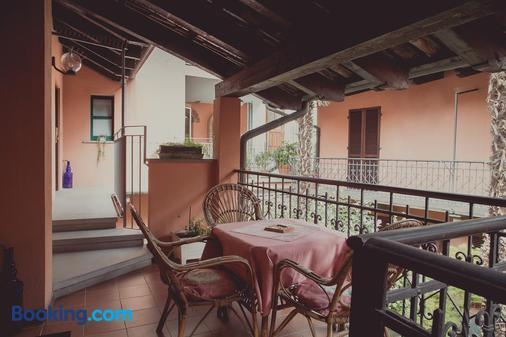 Hotel Rainero - Asti - Balcony