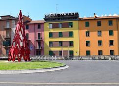 Hotel Mary - La Spezia - Edificio